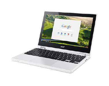 Photo of the Acer Chromebook R11