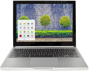 Photo of the Google Chromebook Pixel