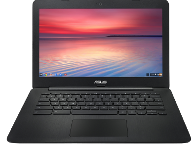 Photo of the ASUS Chromebook C300