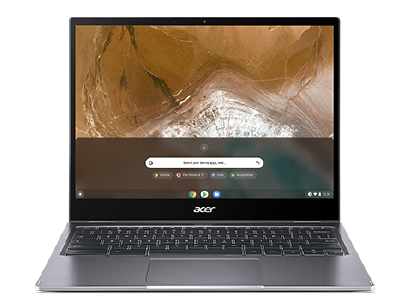 Photo of the Acer Chromebook Spin 713