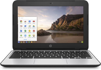 Photo of the HP Chromebook 11