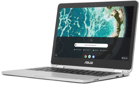 Photo of the ASUS Chromebook Flip C302