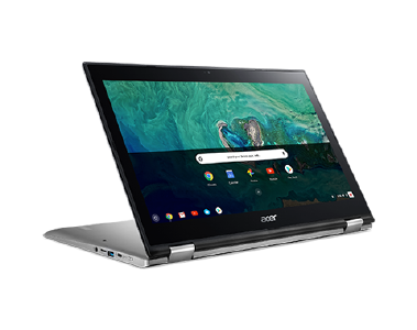Photo of the Acer Chromebook Spin 15