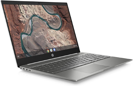 Photo of the HP Chromebook 15